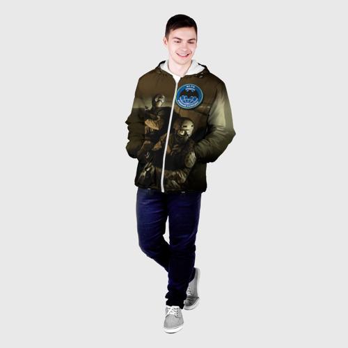 Мужская куртка 3D  Фото 03, Военная разведка