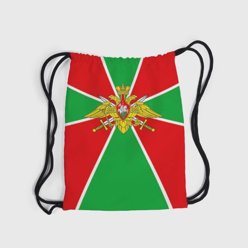 Рюкзак-мешок 3D Пограничные войска Фото 01