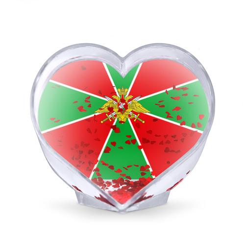 Сувенир Сердце  Фото 02, Пограничные войска