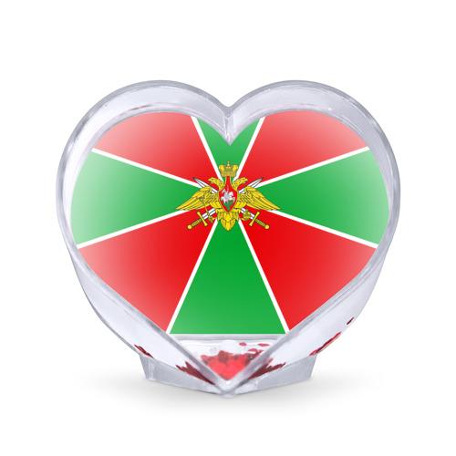 Сувенир Сердце  Фото 01, Пограничные войска