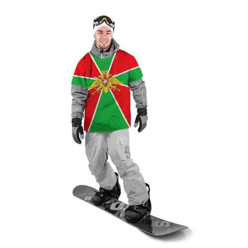 Накидка на куртку 3D Пограничные войска Фото 01