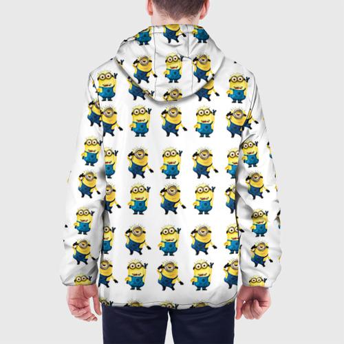 Мужская куртка 3D  Фото 05, Текстура