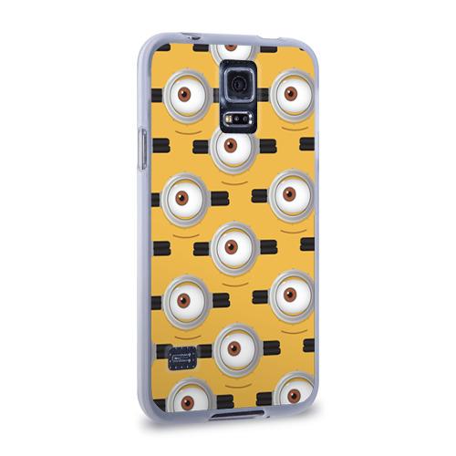 Чехол для Samsung Galaxy S5 силиконовый  Фото 02, Очки