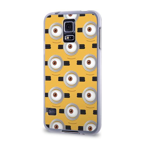 Чехол для Samsung Galaxy S5 силиконовый  Фото 03, Очки