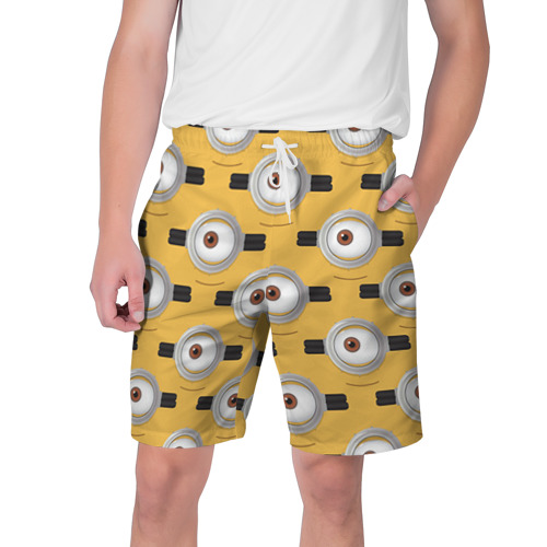 Мужские шорты 3D Очки