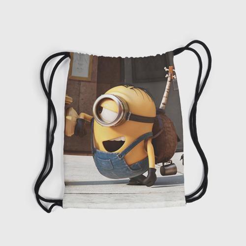 Рюкзак-мешок 3D  Фото 04, Знакомство