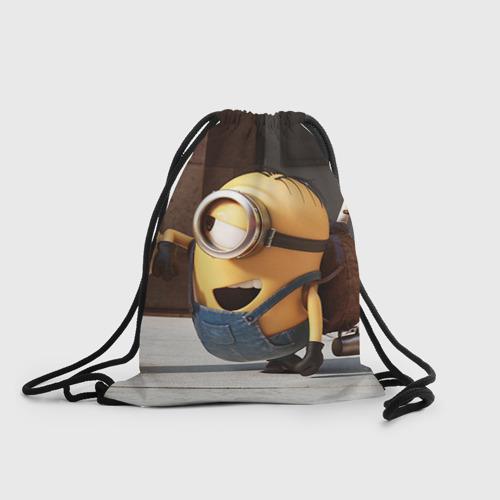 Рюкзак-мешок 3D  Фото 01, Знакомство
