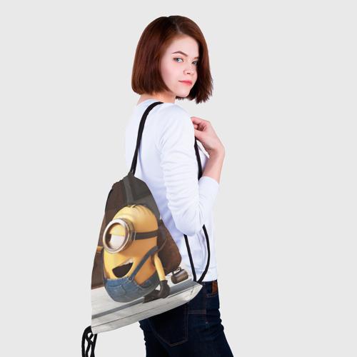Рюкзак-мешок 3D  Фото 02, Знакомство