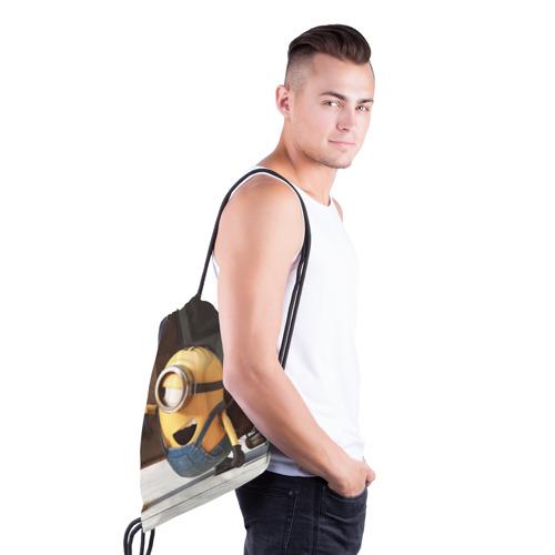 Рюкзак-мешок 3D  Фото 03, Знакомство