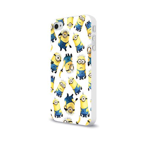 Чехол для Apple iPhone 4/4S soft-touch  Фото 03, Текстура