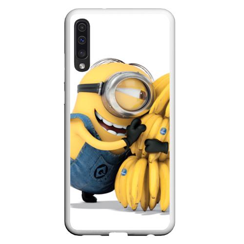 Чехол для Samsung A50 Банан Фото 01