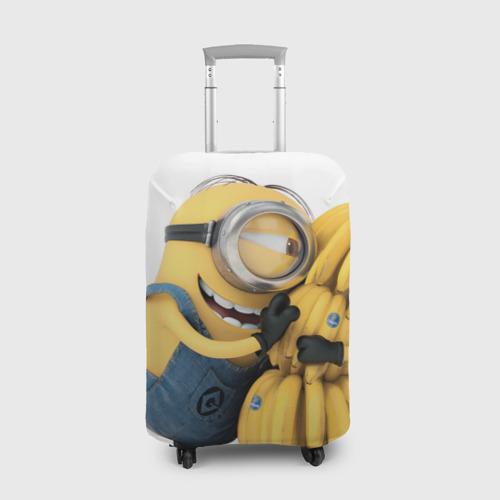 Чехол для чемодана 3D  Фото 01, Банан