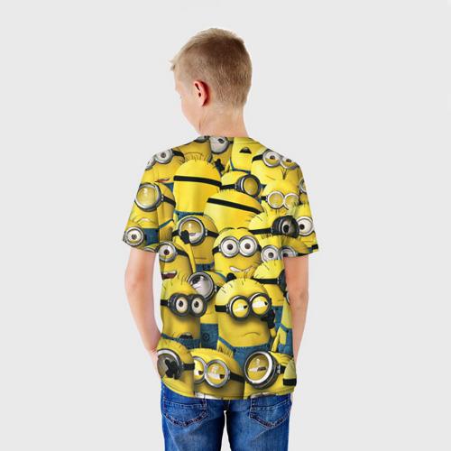 Детская футболка 3D  Фото 02, Работнички