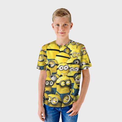 Детская футболка 3D Работнички
