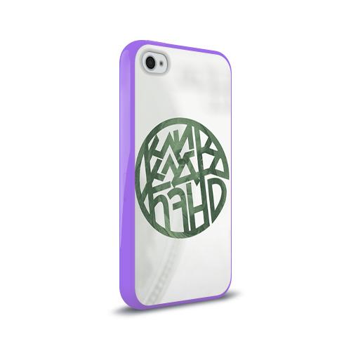 Чехол для Apple iPhone 4/4S силиконовый глянцевый  Фото 02, ККБ