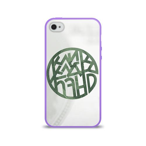 Чехол для Apple iPhone 4/4S силиконовый глянцевый  Фото 01, ККБ