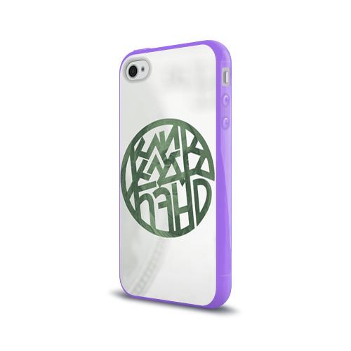 Чехол для Apple iPhone 4/4S силиконовый глянцевый  Фото 03, ККБ