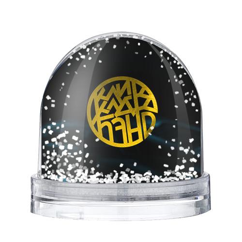 Водяной шар со снегом ККБ