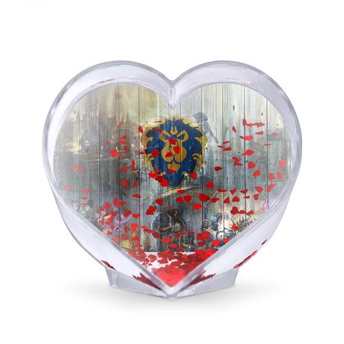 Сувенир Сердце  Фото 02, Альянс