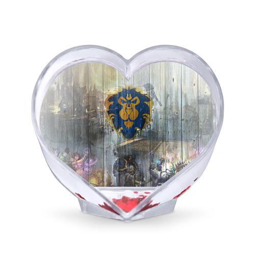 Сувенир Сердце  Фото 01, Альянс