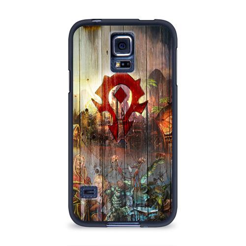 Чехол для Samsung Galaxy S5 силиконовый  Фото 01, Орда