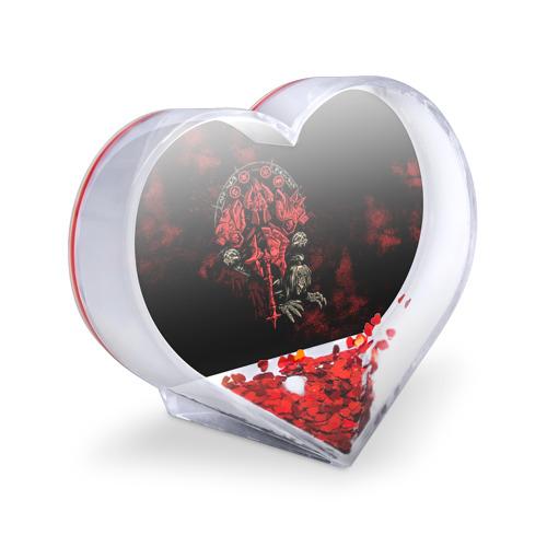 Сувенир Сердце  Фото 03, WOW