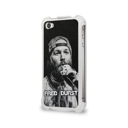 Чехол для Apple iPhone 4/4S flip  Фото 03, Limp Bizkit