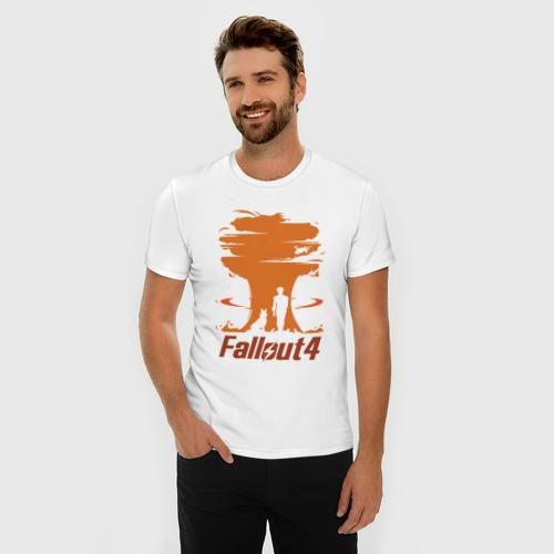 Мужская футболка премиум  Фото 03, Fallout 4