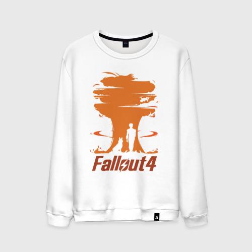 Мужской свитшот хлопок  Фото 01, Fallout 4