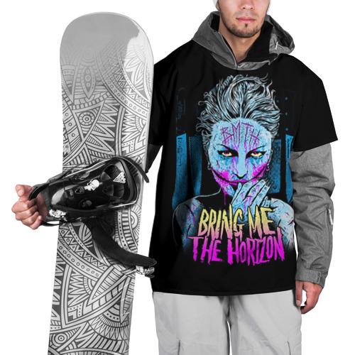 Накидка на куртку 3D Bring Me The Horizon Фото 01