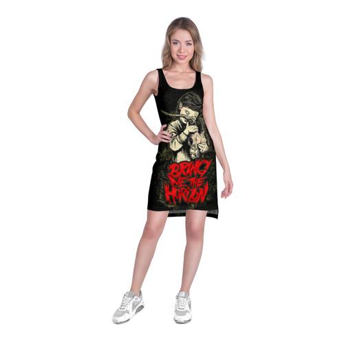 Платье-майка 3D  Фото 03, Bring Me The Horizon