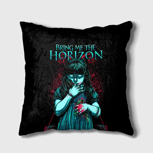 Подушка 3D Bring Me The Horizon от Всемайки