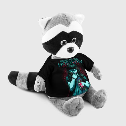 Енотик в футболке 3D Bring Me The Horizon Фото 01