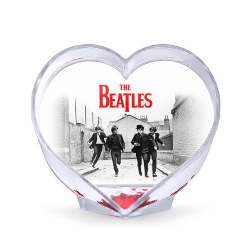 Сувенир Сердце  Фото 01, The Beatles