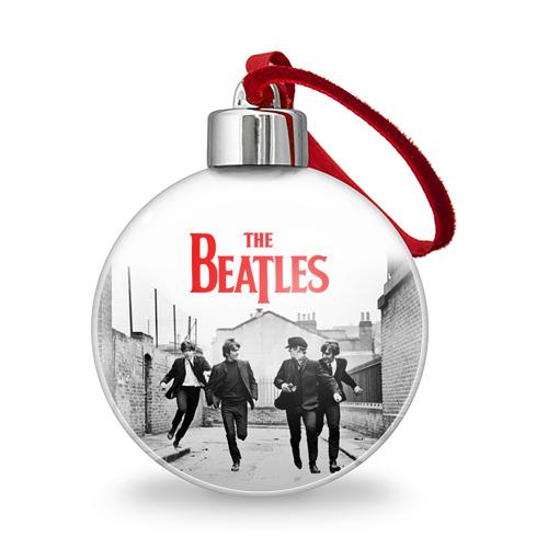 Ёлочный шар The Beatles Фото 01