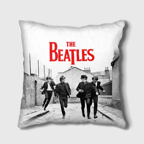 Подушка 3D The Beatles Фото 01