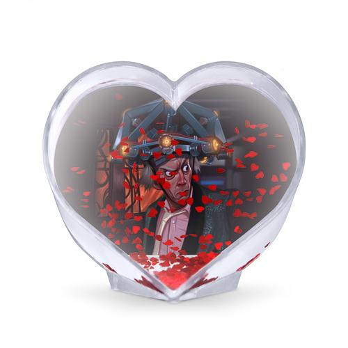 Сувенир Сердце  Фото 02, Назад в будущее
