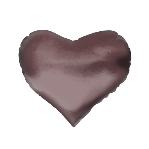 Подушка 3D сердце  Фото 02, Назад в будущее