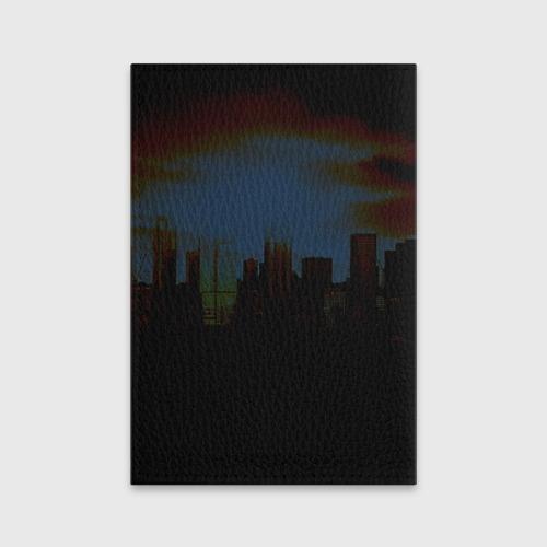 Обложка для паспорта матовая кожа  Фото 02, Харли Квинн