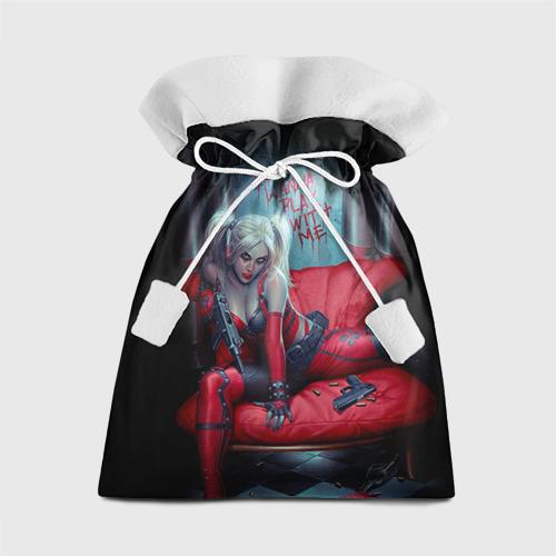 Подарочный 3D мешок Харли Квинн