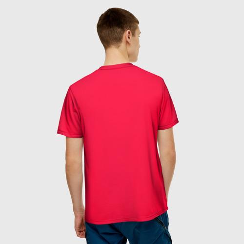 Мужская футболка 3D 'Харли Квинн'