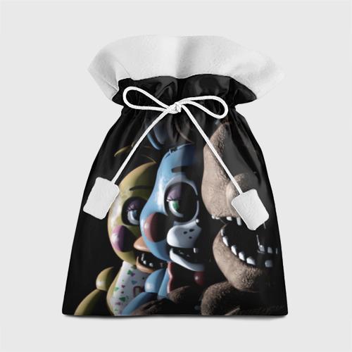 Подарочный 3D мешок Five Nights At Freddy's