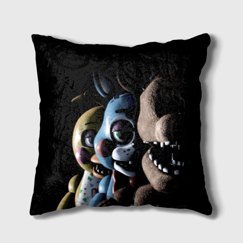 Подушка 3D Five Nights At Freddy's Фото 01