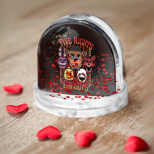 Водяной шар  Фото 03, Five Nights At Freddy's
