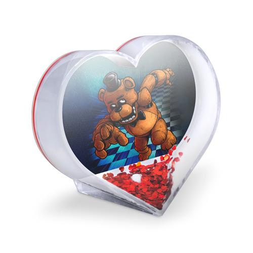 Сувенир Сердце  Фото 03, Five Nights At Freddy's