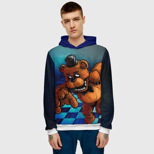 Мужская толстовка 3D  Фото 03, Five Nights At Freddy's
