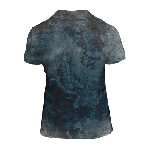 Женская рубашка поло 3D  Фото 02, Варяги