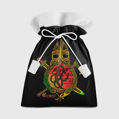 Подарочный 3D мешок Славянский щит
