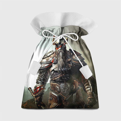 Подарочный 3D мешок Норд