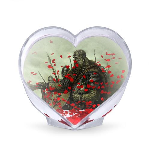 Сувенир Сердце  Фото 02, Ватага